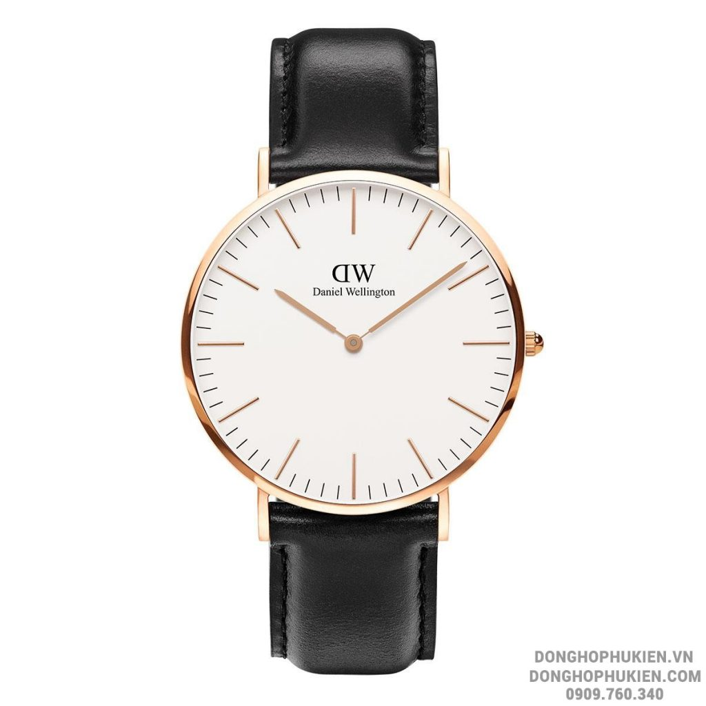 Classic Sheffield 40mm 0107DW – Rose Gold