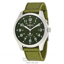 Seiko Kinetic Military Green SKA725P1