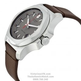 Victorinox Swiss Army I.N.O.X Green Dial Leather VICT241738.2