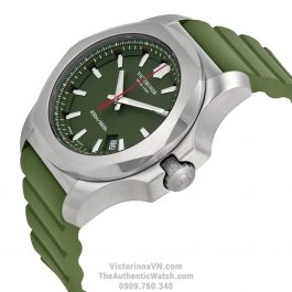 Victorinox Swiss Army I.N.O.X Green Dial Rubber VICT241683.1