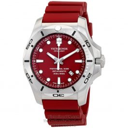 Victorinox Swiss Army I.N.O.X Professional Diver Red VICT241736.2