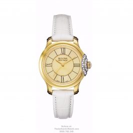 Bulova Accutron Bellecombe Diamond 65R163 Accu Swiss