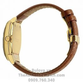 Bulova Accutron II Alpha Brown Leather 97A110