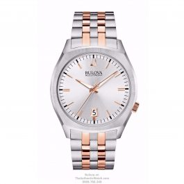 Bulova Accutron II Demi Rose Gold 98B220