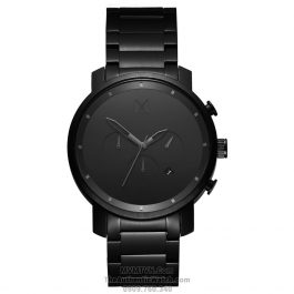 Chrono All Black Steel