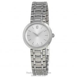 Movado 1881 Silver Stainless Steel 0606917