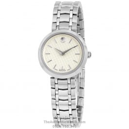 Movado 1881 Silver Stainless Steel 0607040