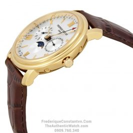 Frederique Constant Business Timer Gold FC-270SW4P5 - Quartz