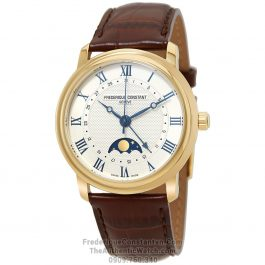 Frederique Constant Classics Moonphase Gold FC-330MC4P5 - Automatic