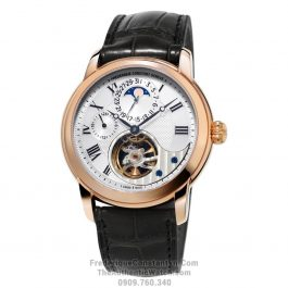 Frederique Constant Heart Beat 18K Rose Gold FC-945MC4H9 - Automatic