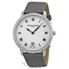 Frederique Constant SlimLine Diamond FC-220M4SD36 - Quartz