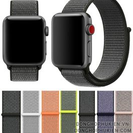 Dây Vải Cho Apple Watch - 38/42mm